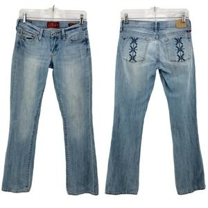 Lucky (2) (26x29) Charlie Bootcut Jeans